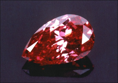 fancy red diamonds